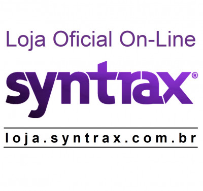 Loja Oficial Syntrax