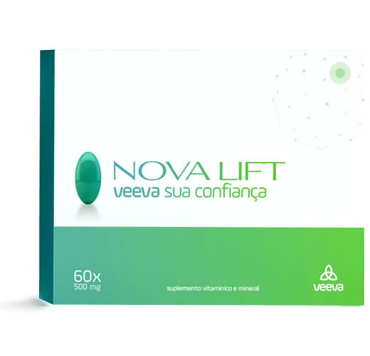 Nova Lift - 60 Cápsulas - Veeva