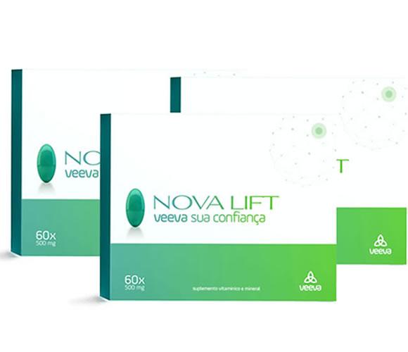 Nova Lift - Promoção 3 Unidades - Veeva