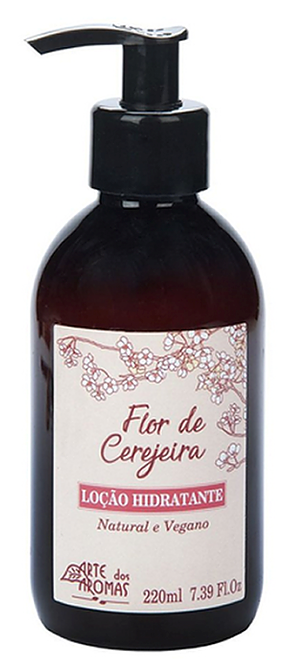 Hidratante Flor de Cerejeira - Almazen