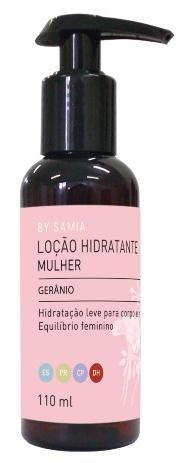 Loção Hidratante Mulher 110 ML