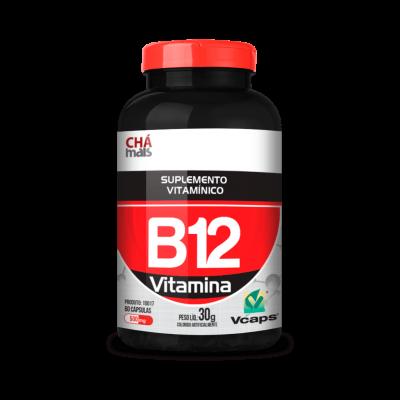 VITAMINA B12 - Chá Mais
