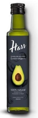 Azeite de Avocado Hass - 250ml - Hass