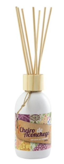 Difusor Cheiro de Aconchego 240ml - Atelier do Banho