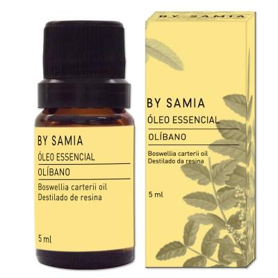 Óleo Essencial de Olíbano (Incenso) 5 ml