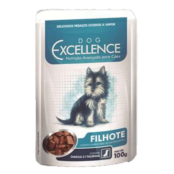 Ração Selecta Excellence Dog Sache para Filhotes - 100 g
