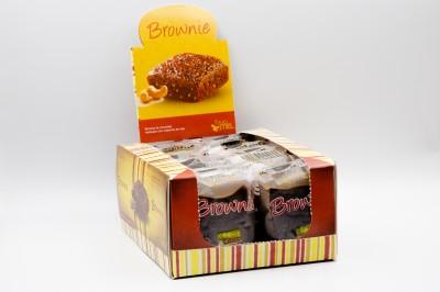 Brownie de Chocolate com Castanha de Caju 35 g