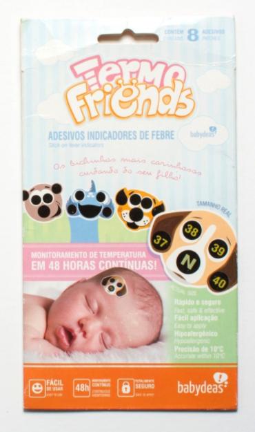 Termômetro Adesivo - Babydeas