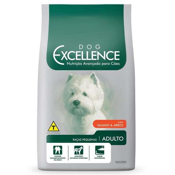 Ração Selecta Dog Excellence para Cães Adultos de Raças Pequenas - Salmão e Arroz 1,5 Kg