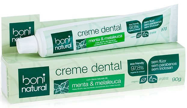 Creme Dental Boni - Almazen
