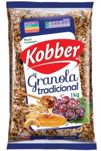 Granola Tradicional - Kobber