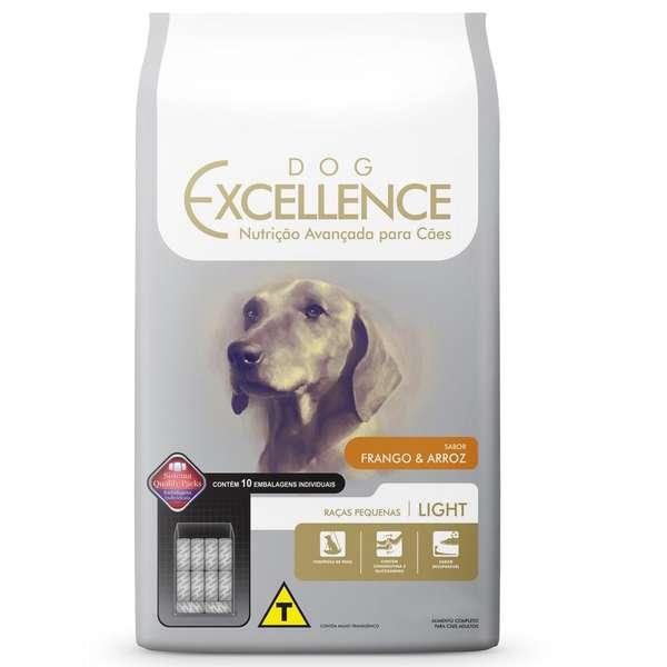 Ração Selecta Dog Excellence Light para Raças Pequenas Frango e Arroz - Frango e Arroz 8 Kg