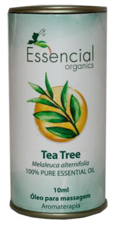Óleo Essencial Melaleuca - Essencial Organics