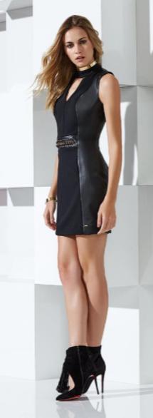 Vestido Preto - Acostamento