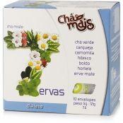 Chá 7 Ervas - Chá Mais - 10 Sachês g