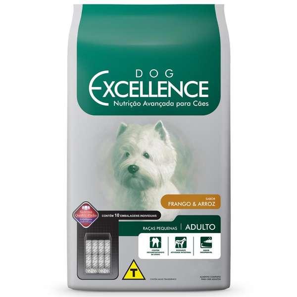 Ração Selecta Dog Excellence Frango com Arroz para Cães Adultos de Raças Pequenas - 10,1 Kg