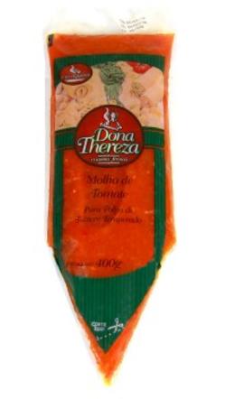Molho de Tomate - Donas Thereza