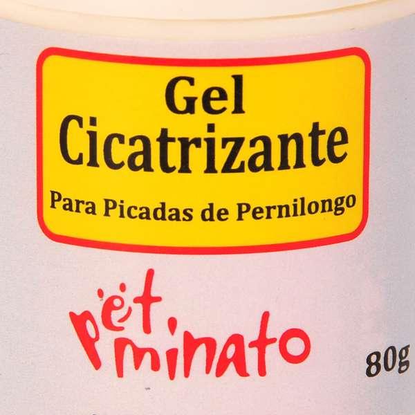Gel Repelente Cicatrizante - 80gr