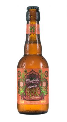 Cerveja Handwerk American Double IPA 375ml