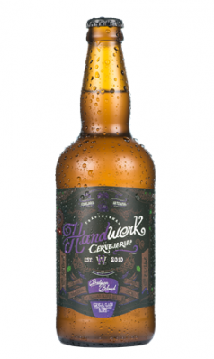 Cerveja Handwerk Belgian Blond Ale 500ml