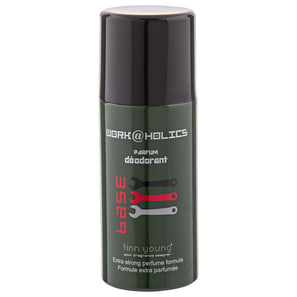 Desodorante Masculino Work@holicks Base Real Time 150ml